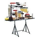 Latin Percussion Percussion Table [LP760A] - Percussion Stand